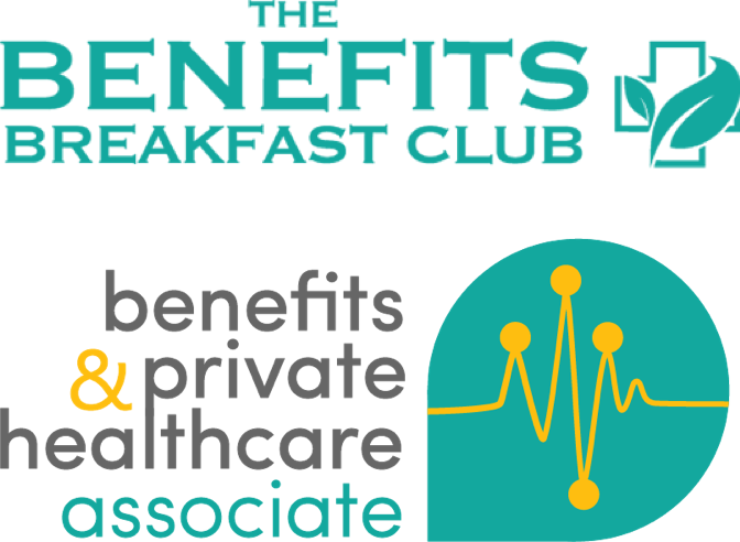 The Benefits Breakast Club and Benefits and Private Healthcare Associate Logo