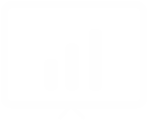 Slide with Data Icon